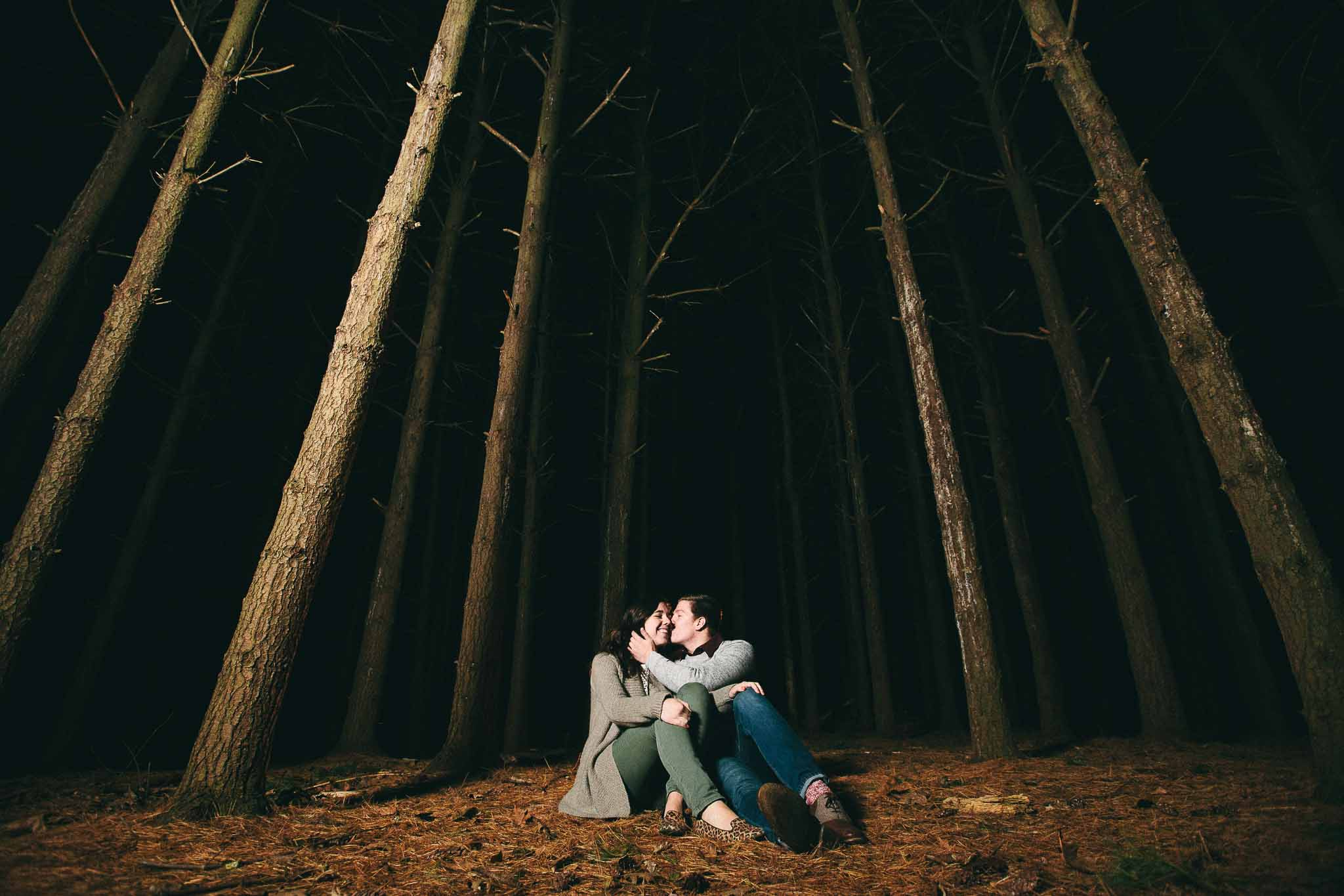 Lizzy & Joel<br>Columbus Engagement Photography